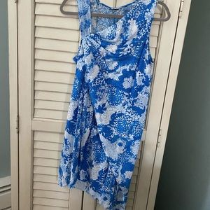 Silk Summer Dress